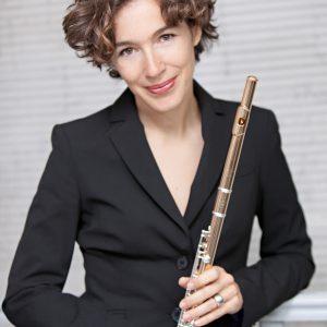 Juliette Hurel, flûte / Hélène Couvert, piano