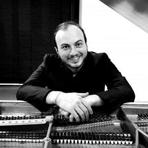 Récital Misho Kandashvili, piano