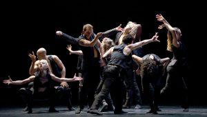 Kosmos, ballet du BJM, photo Qiji