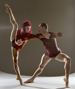 Mono Lisa, ballet du BJM, photo Alan Khol