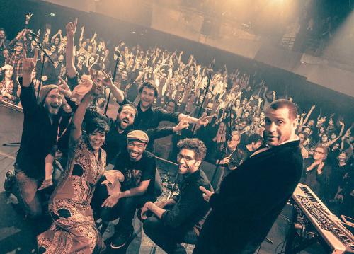Arat Kilo & guests - photo Hashka
