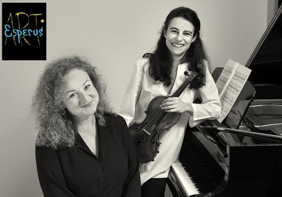 Louise Chisson et Tamara Atschba animent l'Académie