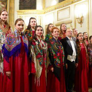 Chœur féminin Rimsky Korsakov de Saint-Pétersbourg